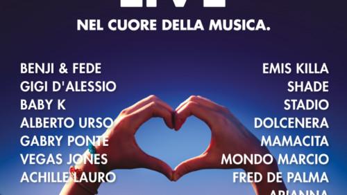 Battiti Live 2019, a Gallipoli anche Achille Lauro, Fred De Palma e Arianna