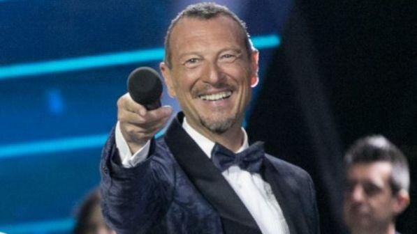 Amadeus direttore artistico di Sanremo