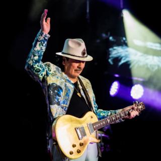 Musica - Santana farà tappa anche in Italia