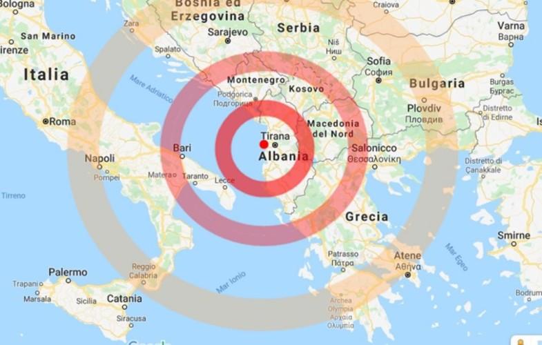 Sisma, crolli e morti in Albania. La scossa avvertita in Puglia e Basilicata