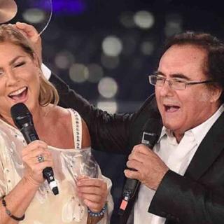 Sanremo - Al Bano e Romina ospiti d'onore