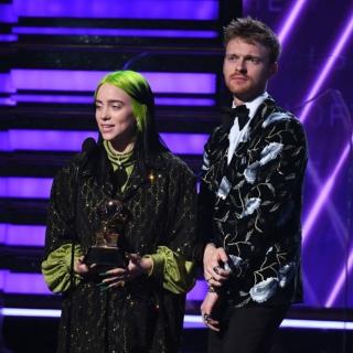 Grammy, Billie Eilish fa incetta di premi
