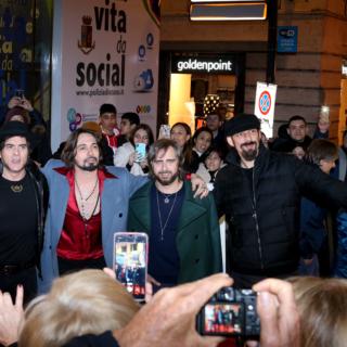 Sanremo - La classifica dopo la prima serata