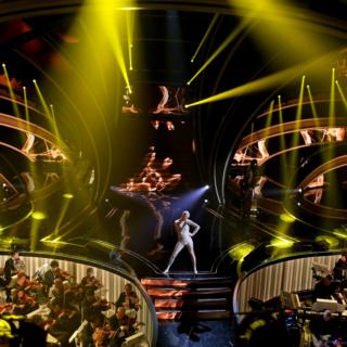 Sanremo - Le foto della prima serata