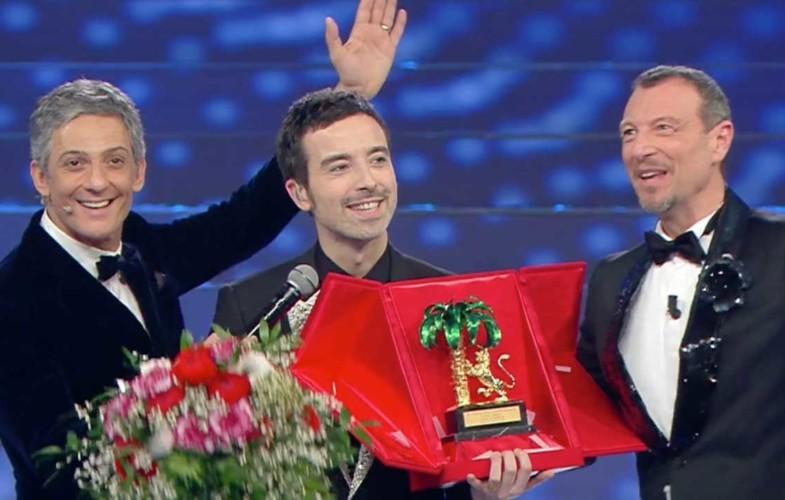 Sanremo – La finale con il 60,6% di share