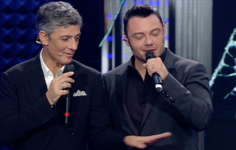 """Sanremo – Fiorello: """"Tiziano mi ha scatenato contro l'odio"""""""