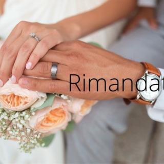 """Coronavirus / Salta il matrimonio, gli sposi organizzano la promessa di """"non matrimonio"""