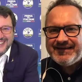 INTERVISTA A MATTEO SALVINI: OK ELEZIONI REGIONALI IN AUTUNNO, PRONTA LA SQUADRA IN PUGLIA,