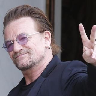 Musica - Un libro per i 60 anni di Bono