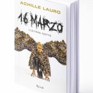 Libri - Achille Lauro, esce il nuovo libro