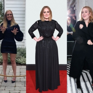 Musica - Adele si mostra sui social magrissima
