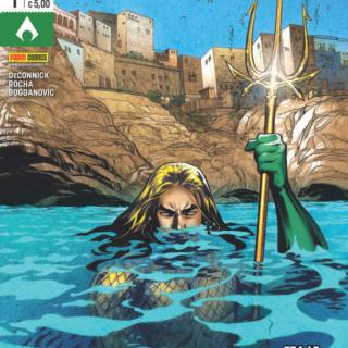 Fumetti  - Aquaman arriva a Polignano
