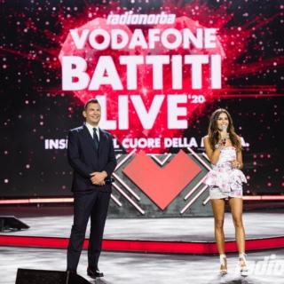 RADIONORBA VODAFONE BATTITI LIVE 2020, SERATA TRIONFALE IN TV E SUI SOCIAL