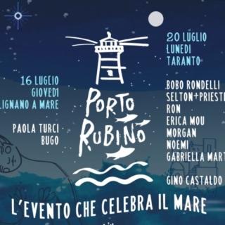 Musica - Al via Porto Rubino