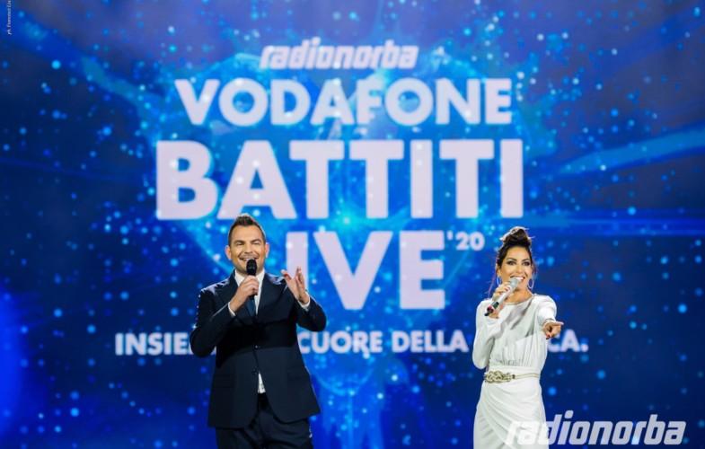RADIONORBA VODAFONE BATTITI LIVE 2020, DOMANI SERA SU ITALIA 1 LA COMPILATION