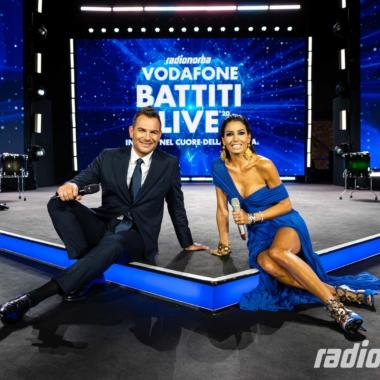 RADIONORBA VODAFONE BATTITI LIVE 2020, QUESTA SERA SU ITALIA 1 LA COMPILATION