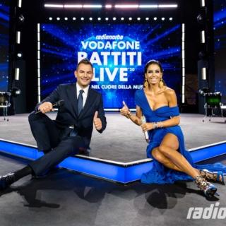 RADIONORBA VODAFONE  BATTITI LIVE 2020, ALTRO SUCCESSO TV PER LA SECONDA PUNTATA