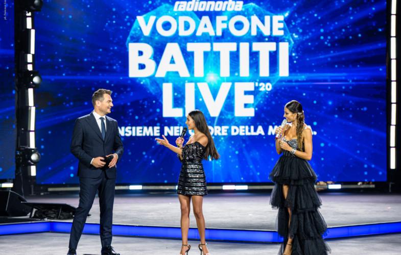 Radionorba Vodafone Battiti Live, questa sera il gran finale su Italia 1