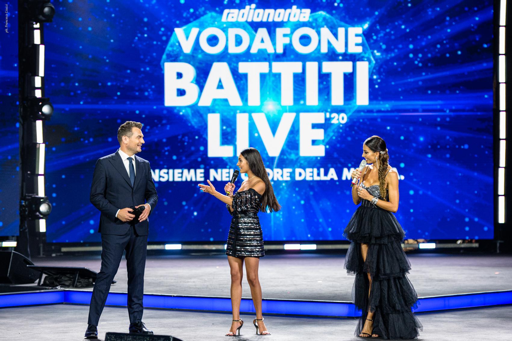 Radionorba Vodafone Battiti Live, questa sera il gran finale su Italia 1 - Radionorba