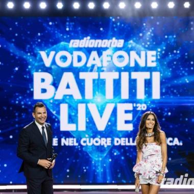 RADIONORBA VODAFONE BATTITI LIVE 2020 TRA I PROGRAMMI PIU' VISTI DELL'ESTATE 2020