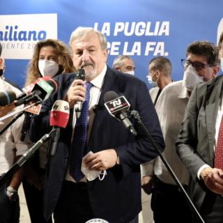 Regionali 2020 - Michele Emiliano confermato presidente della regione Puglia