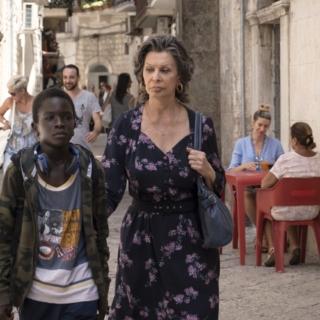 "Cinema - Sophia Loren torna sul set con ""La vita davanti a se'"""