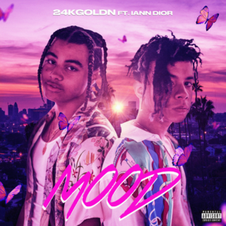 24KGOLDN FEAT. IANN DIOR