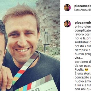 Cinema - Pio e Amedeo tornano sul set
