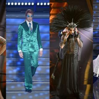 Sanremo  - Achille Lauro al festival ma non in gara