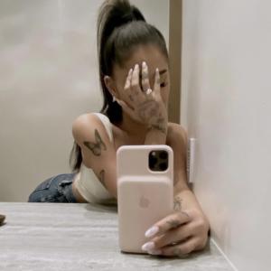 Musica  -Ariana Grande si sposa