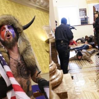 Usa 2020 - Gli scontri a Washington: 4 morti e 52 arrestati