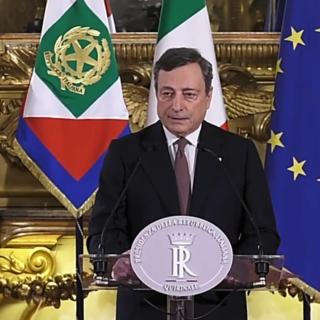 Recovery fund, via libera al piano di Draghi