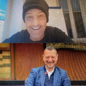 """Sanremo 2021 - Amadeus: """"Un festival difficile, ma gli italiani devono sorridere"""