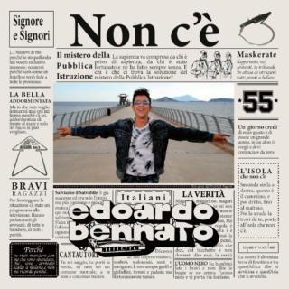 """Musica - Edoardo Bennato: ecco """"Maskerate"""""""