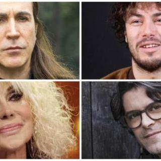 Sanremo 2021 - Ecco le cover della serata del giovedì