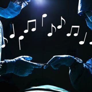 Scienza - La musica durante gli interventi riduce il dolore del 25%