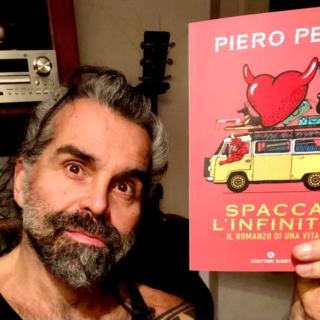 """Libri - Piero Pelù: ecco """"Spacca l'infinito"""""""