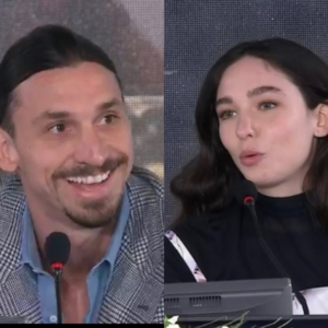 Sanremo 2021 - Parlano Ibra e Matilda