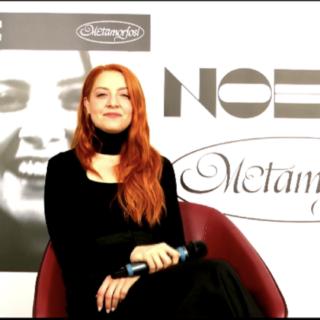 """Sanremo 2021 - Noemi su Radionorba: """"Porto al festival la mia metamorfosi"""""""