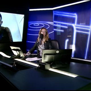 Sanremo 2021 - Gaudiano in diretta su Radionorba
