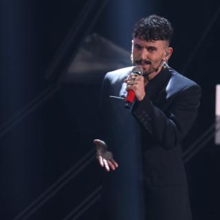 """Sanremo 2021 - Aiello a Radionorba: """"Il mio urlo coraggioso all'Ariston"""""""