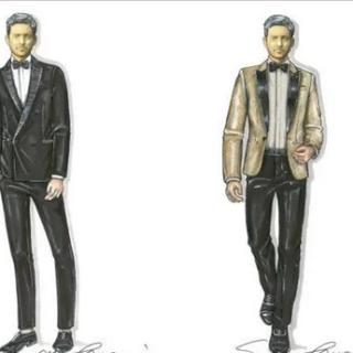Sanremo 2021 - Gli stilisti vestono i protagonisti del festival