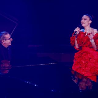 Sanremo 2021 - Elodie, lacrime sincere raccontando la sua storia