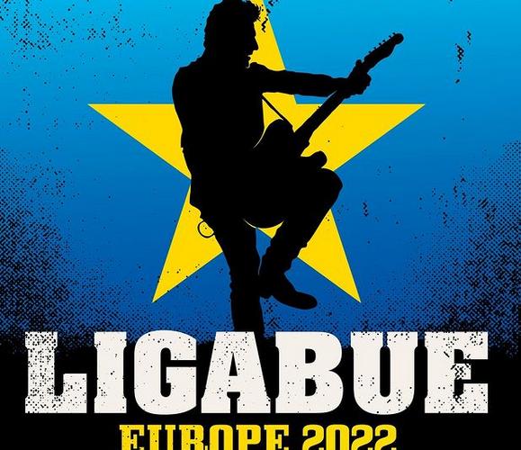 Musica – Ligabue rinvia alcune date in Europa