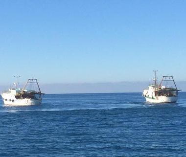 Libia: ferito solo di striscio il comandante del peschereccio, in rotta verso la Sicilia