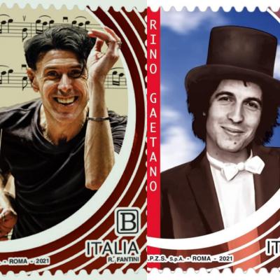 Musica – Francobolli per ricordare Ezio Bosso e Rino Gaetano