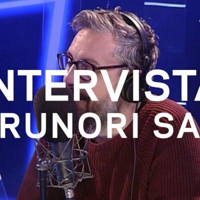 Brunori Sas ospite di RADIO NORBA