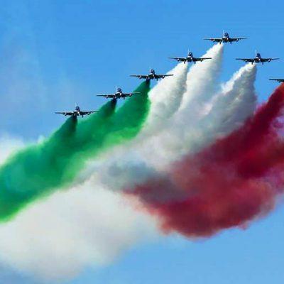 VELA/ SailGP, Frecce Tricolori a Taranto il 5 giugno