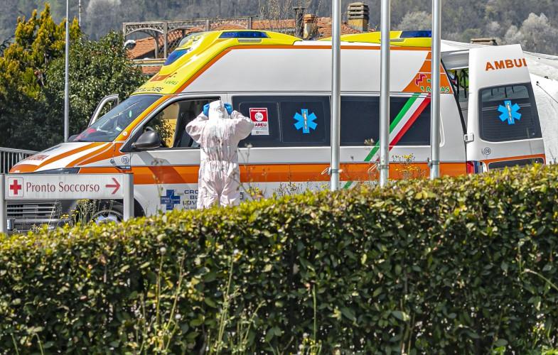 Incidenti sul lavoro, muore operaio a Busto Arsizio