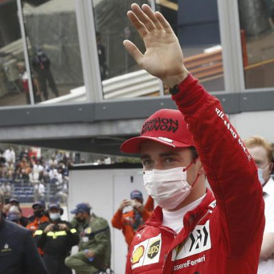 F1: a Monaco pole position Ferrari, Leclerc davanti a tutti